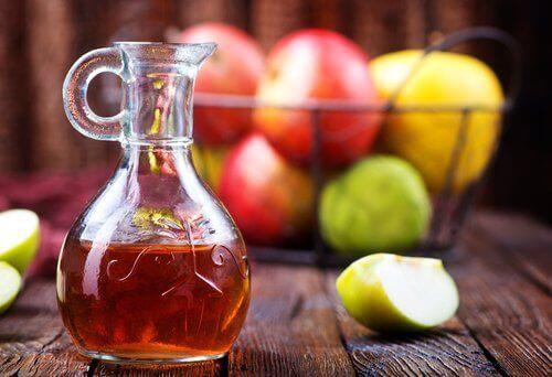ocet jabłkowy na problemy pochwy