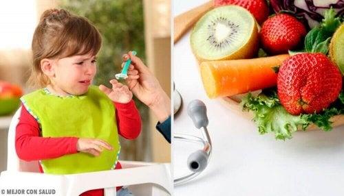 Zaburzenia przyjmowania pokarmów u dzieci