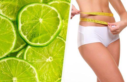 zalety cytryny i limonki na odchudzanie