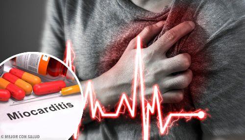 Zapalenie mięśnia sercowego – objawy i leczenie