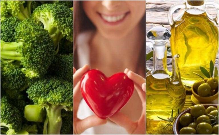 Zdrowe serce u kobiet - 7 istotnych produktów