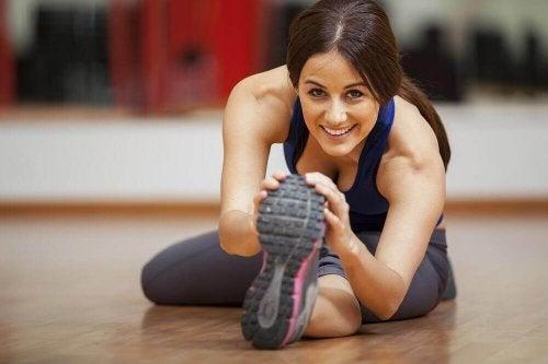 aktywność fizyczna a udar niedokrwienny mózgu