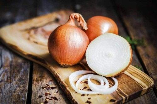 Lecznicze działanie cebuli