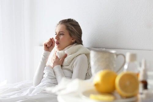 Jeśli już zdarzyło Ci się zachorować, cytrusy pomogą Ci wyzdrowieć.