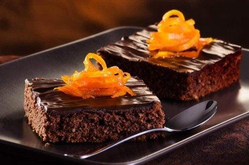 Pomarańczowoczekoladoweciasto - jak przyrządzićten pyszny wypiek