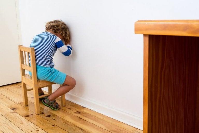 Kara dla dziecka -  zastąp ją 5 alternatywnymi rozwiązaniami
