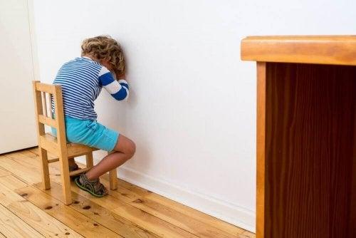 Kara dla dziecka –  zastąp ją 5 alternatywnymi rozwiązaniami
