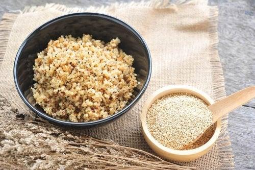 Komosa ryżowa (quinoa) – jej odchudzające zalety