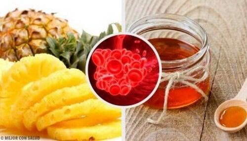 Krzepnięcie krwi - rośliny i żywność, które mu zapobiegają
