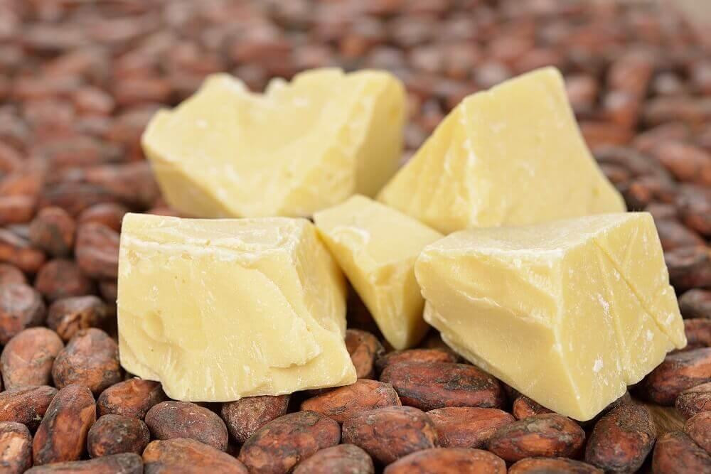 Masło kakaowe.