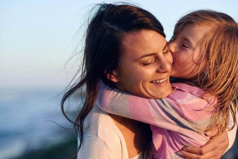 Kochające dziecko - 5 wskazówek, jak wychować swoje