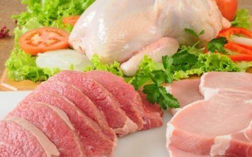 mięso a dieta ketogeniczna