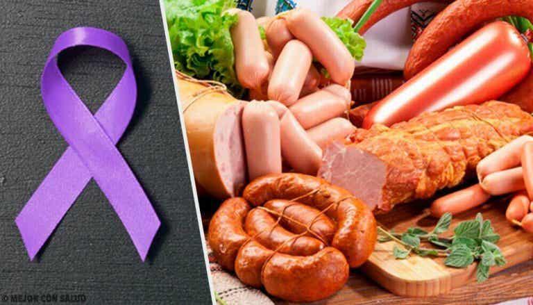 Nitrozoaminy - rakotwórcze substancje w żywności
