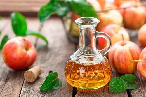 ocet jabłkowy a kombucha