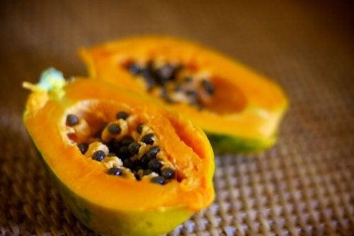 papaja a trombocytopenia