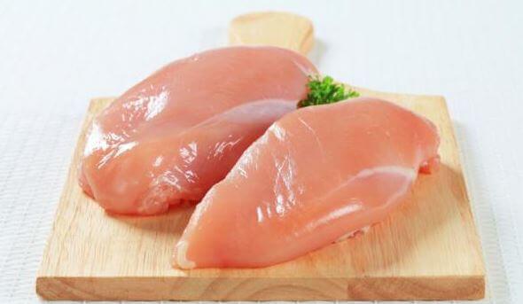Świeże piersi z kurczaka