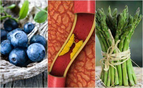 Miażdżyca tętnic – 7 zalecanych produktów