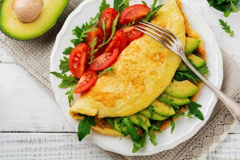 Produkty białkowe na śniadanie – same zalety!