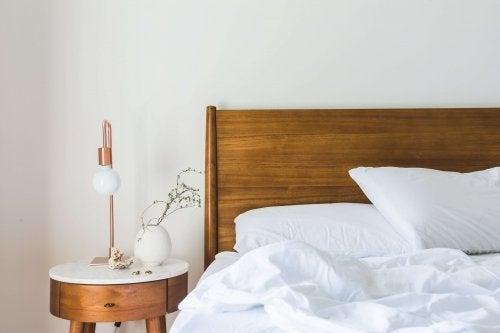 Sypialnia i czyszczenie poduszek