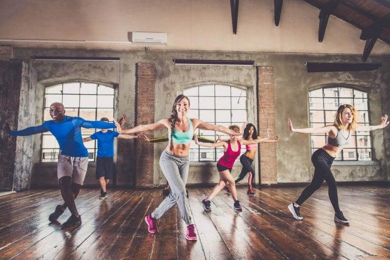 Taniec kardio - pomoże Ci w utrzymaniu formy