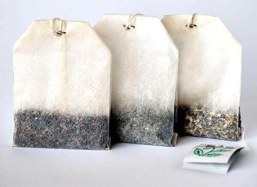 Herbata w torebkach