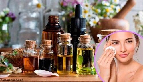 Środki do demakijażu domowej roboty dla wrażliwej skóry
