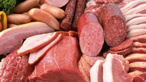 chude mięsa a podwyższone trójglicerydy