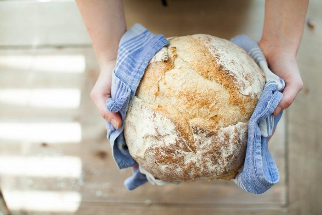 Włoski chleb - łatwy i smaczny przepis