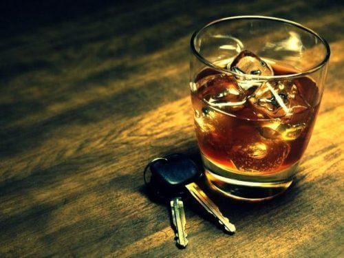 Alkohol i prowadzenie samochodu