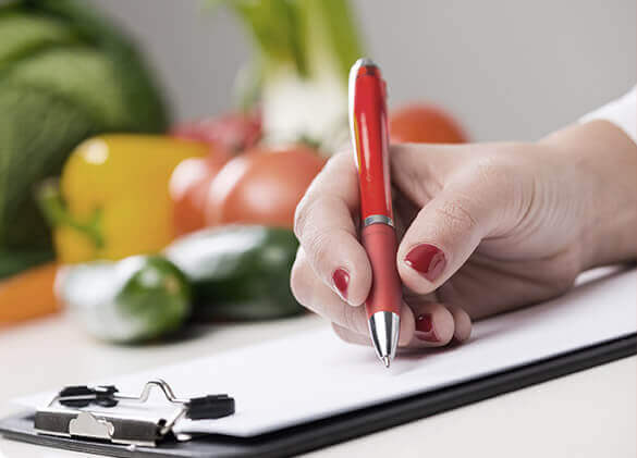 Długopis w ręce