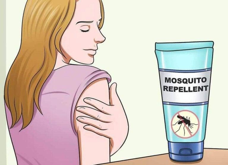 Balsam przeciw komarom - jak zrobić naturalny, domowy krem , który je odstraszy