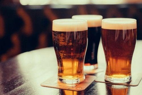 Dieta piwna – jak wpływa na nasz organizm?