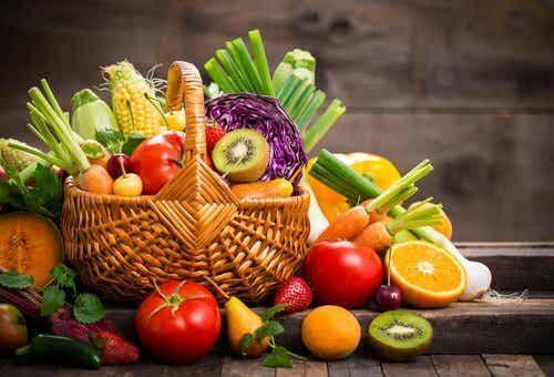 Niskokaloryczne pokarmy - jedz je w każdej ilości