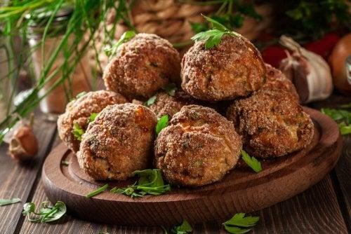 Pulpety z bakłażana – pyszne wegetariańskie danie