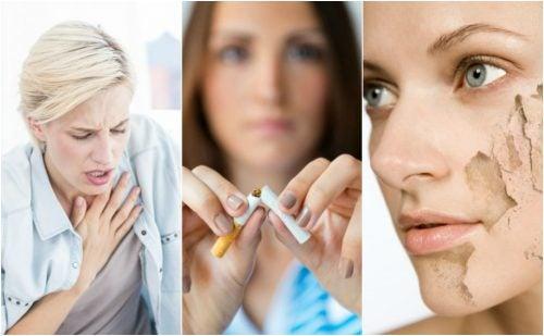 Rzucanie palenia – warto dla tych 8 powodów