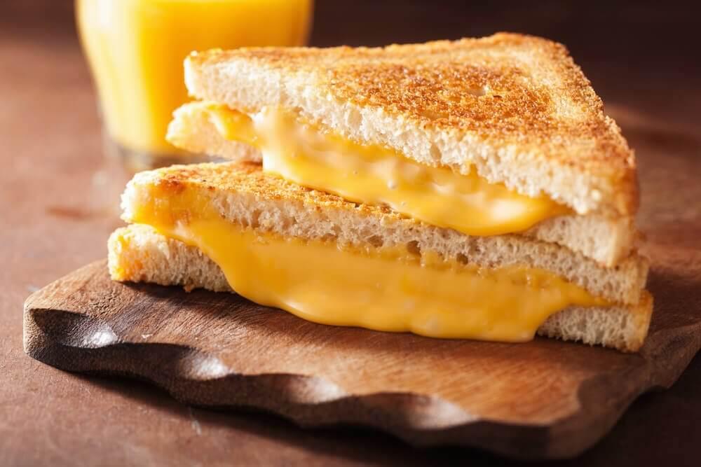 Żywność szkodliwa dla serca - ser