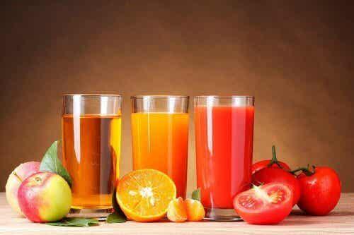 Soki pomocne w odchudzaniu – poznaj przepis na zdrowie
