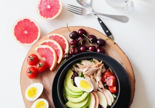 zdrowe jedzenie redukcja tkanki tłuszczowej