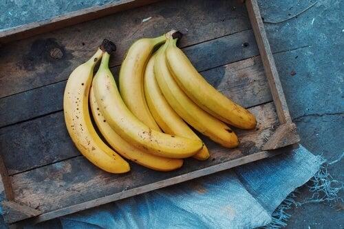 Maseczka z banana sposobem na piękną skórę i włosy