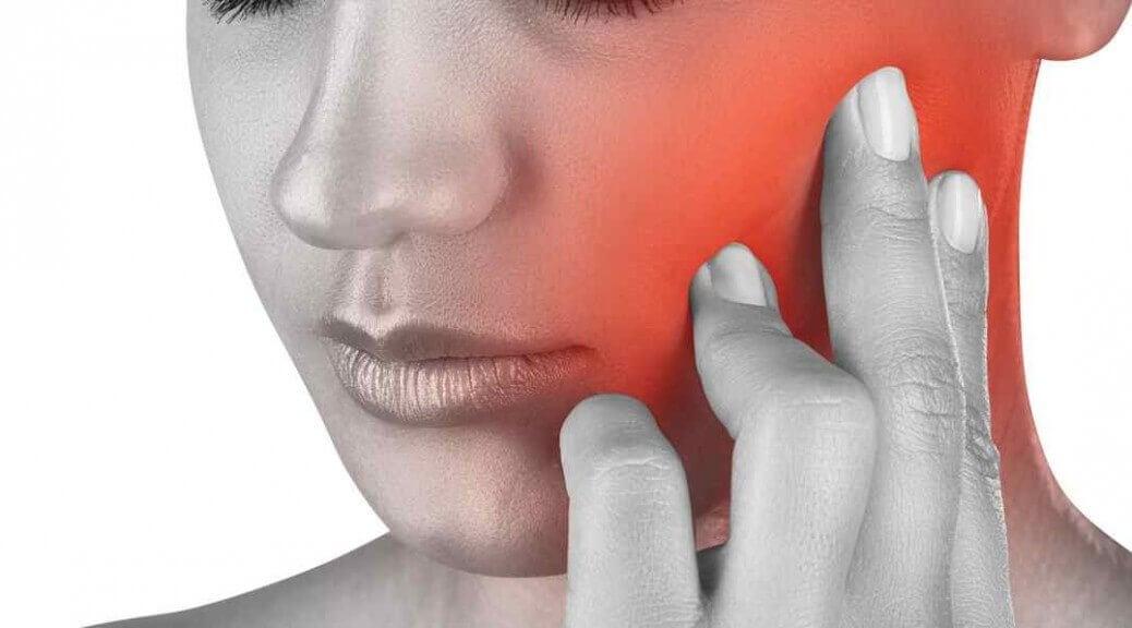Ból policzka - zgrzytanie zębami