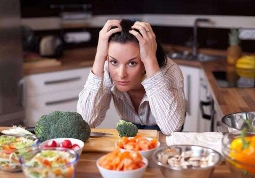 Dieta na depresję: jedzenie, które poprawi Ci humor