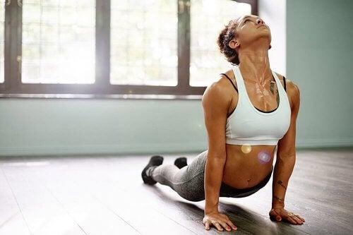 Uprawianie jogi