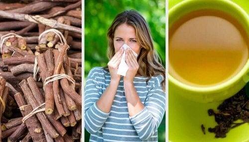 4 naturalne sposoby na nieżyt nosa