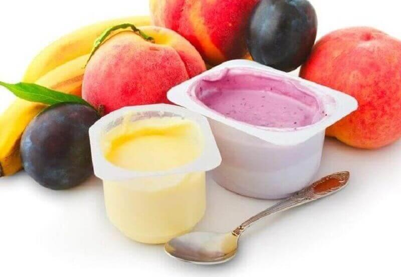 jogurt na śniadanie