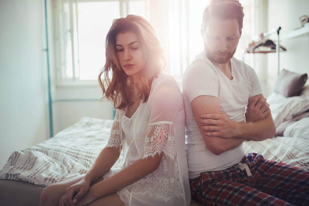 problemy szczęśliwej pary