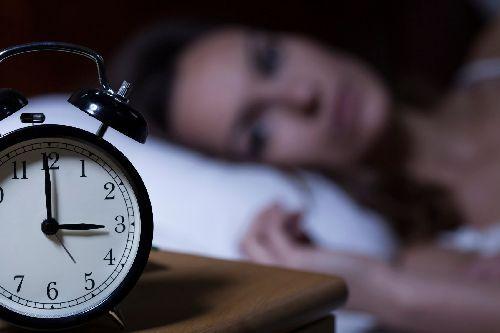 Problemy ze snem