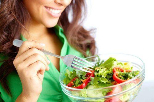Surówka - dieta przeciwzapalna