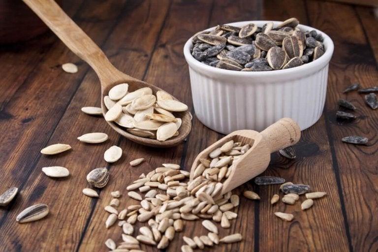 Stracić na wadze - 5 nasion, które trzeba uwzględnić