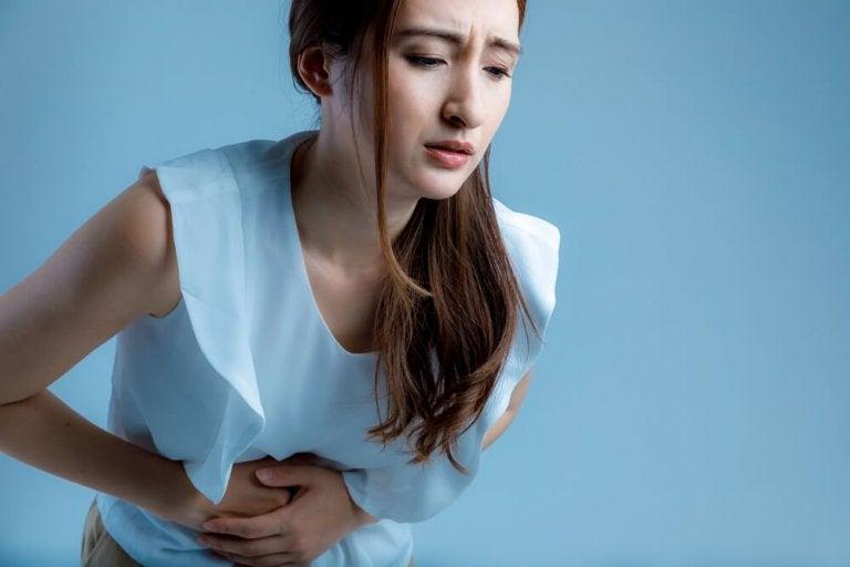 Zapalenie błony śluzowej żołądka na tle nerwowym