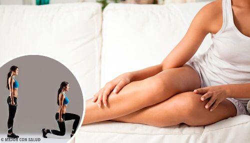 Ćwiczenia na mięśnie nóg - kilka porad